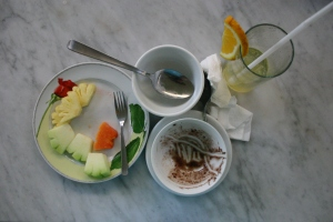 Guesthouse breakfast 2