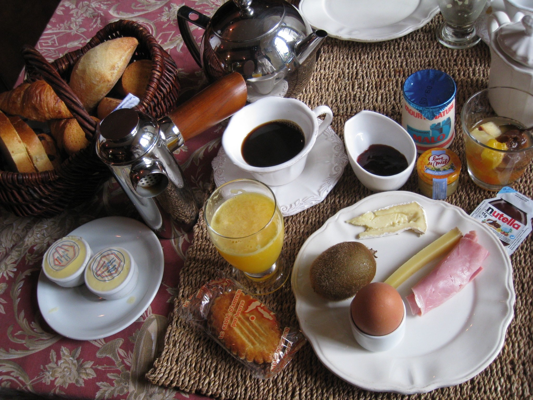 typical polish breakfast - HD2048×1536