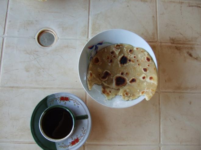 chapati chai