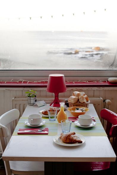 Breakfast Bretagne Plouescat 1