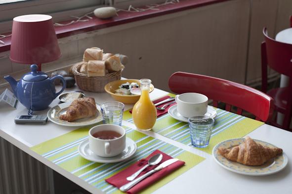 Breakfast Bretagne Plouescat 2