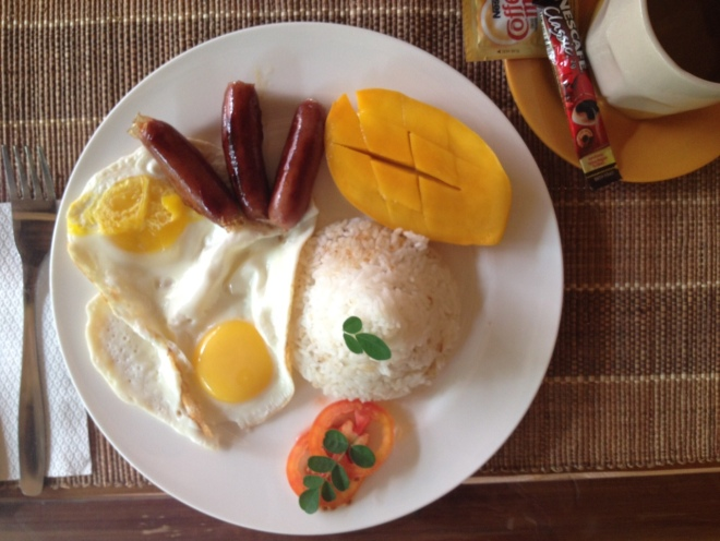philipines filipino breakfast