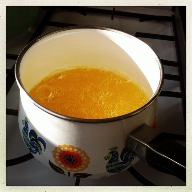ghee cooking