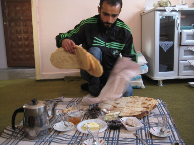 kurdish breakfast